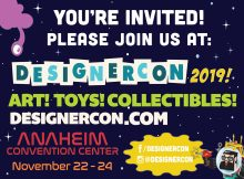 Designer Con 2019 in Anaheim is a week away! 1