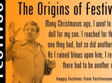 The origins of Festivus