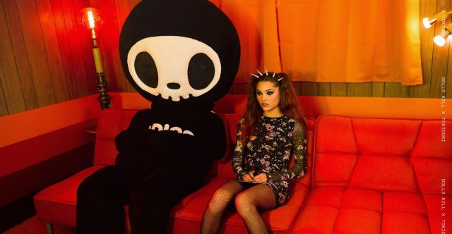 Dolls Kill x tokidoki collaboration - cute and edgy clothes! 2