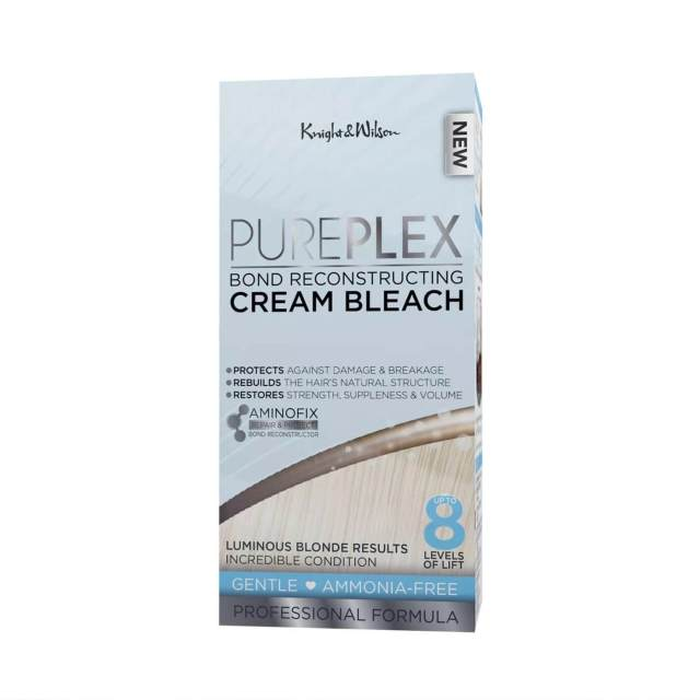Knight and Wilson PurePlex Bond Reconstructing Cream Bleach