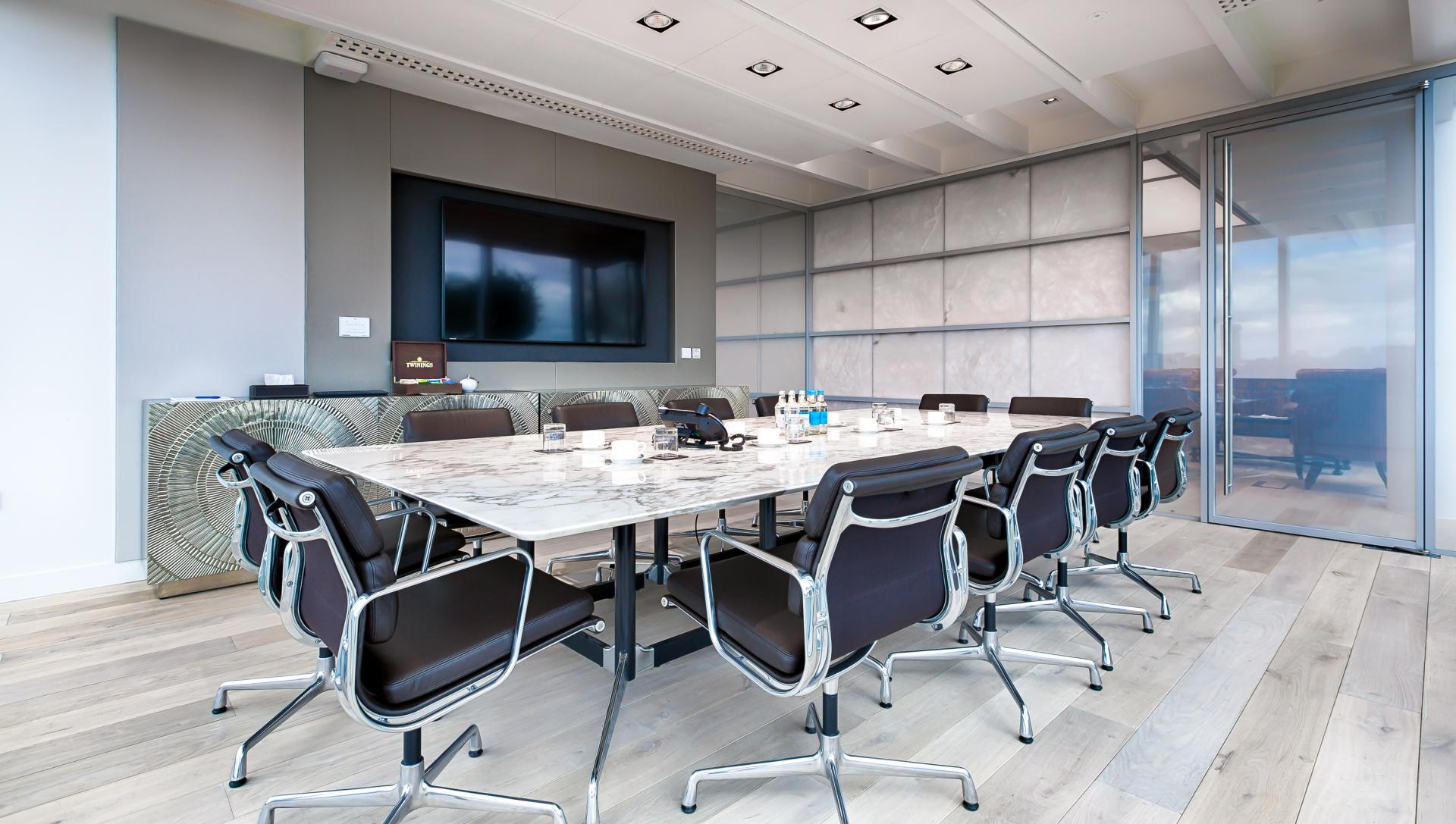 Interior Shoot for OES Office Furniture and Knoll International – interior photography london