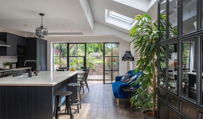 Adding space and light to older houses transforms family life