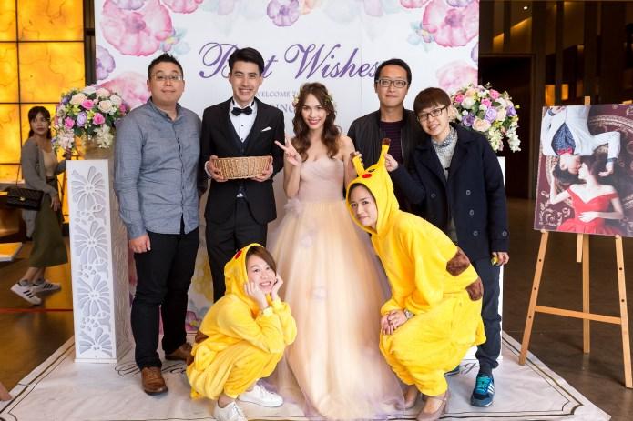 婚攝小亮 彰化大中華 婚禮紀錄LIANGPHOTOGRAPHY 台北