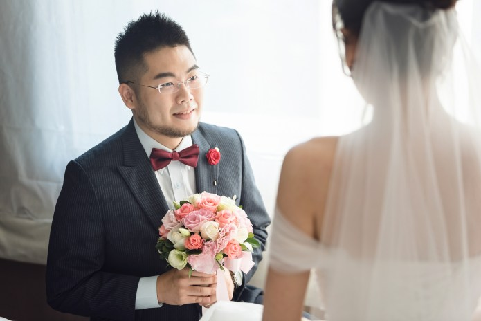 婚攝小亮 婚禮紀錄 板橋希爾頓 希爾頓飯店 EASTER