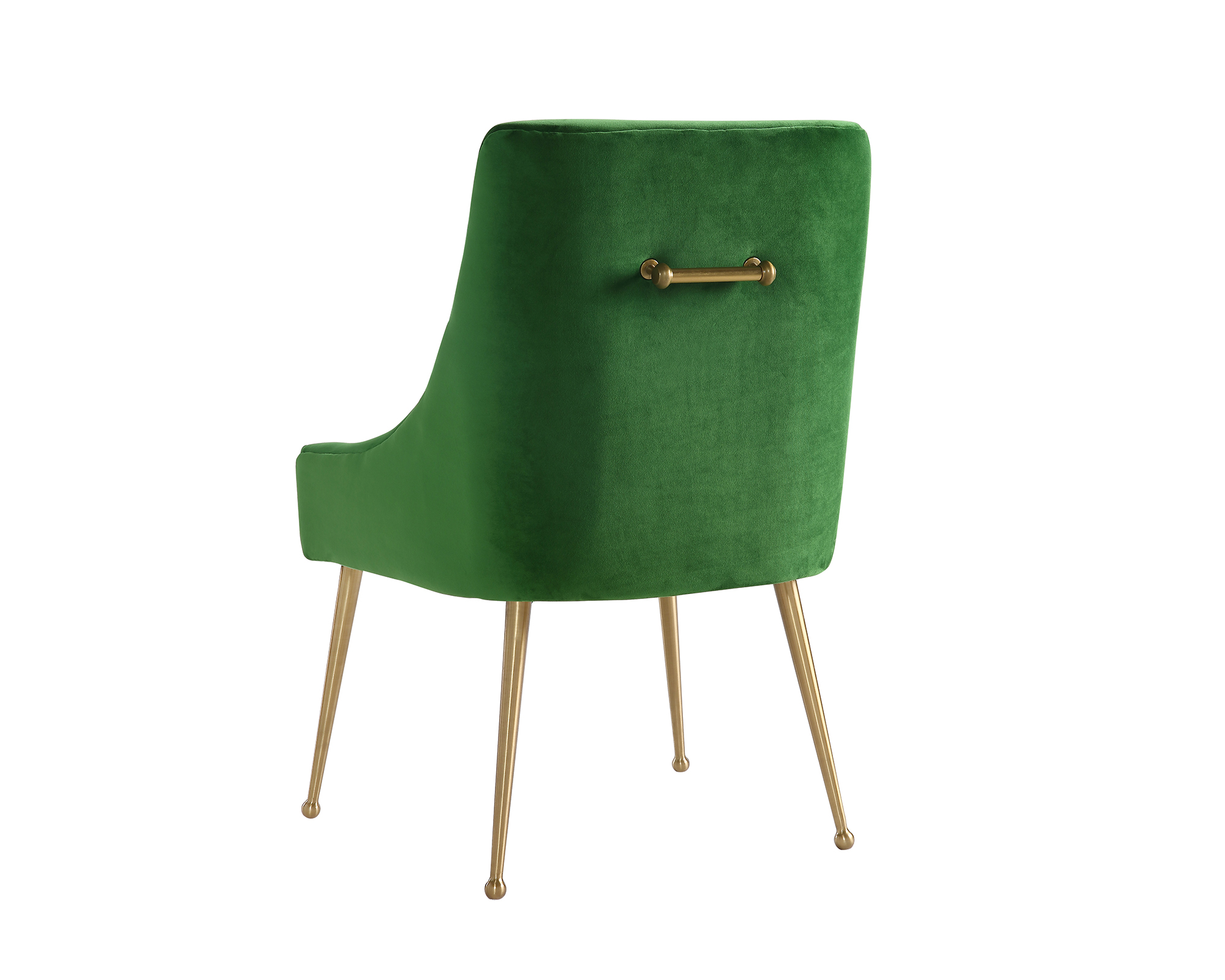 Green Velvet Dining Chairs Cohen Dining Chair Liang And Eimil