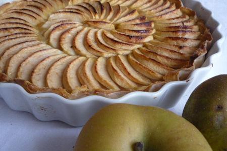 家常普羅旺斯蘋果派