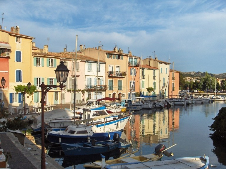 Martigues(馬爾蒂各)港口