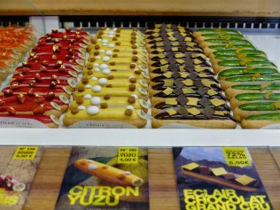 巴黎低於10歐的美食甜點ㄧL'éclaire de génie -3