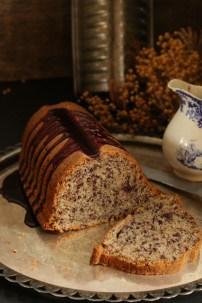 優格黑莓蛋糕