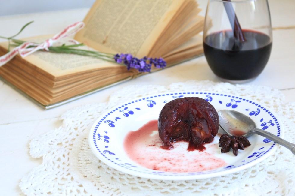 冰鎮紅酒番茄