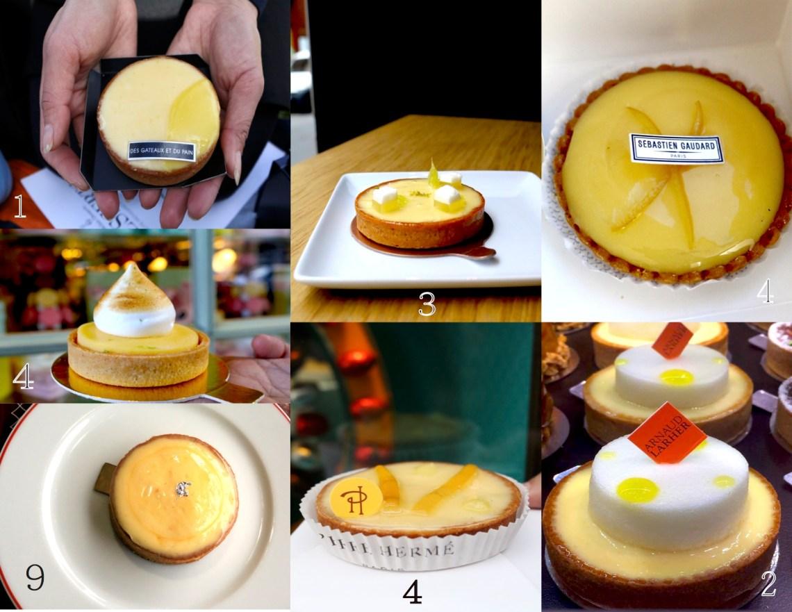 檸檬塔tarte au citron