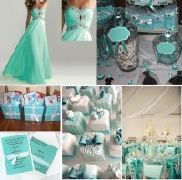 Tiffany Blue Wedding Theme Ideas - Facesit Sex