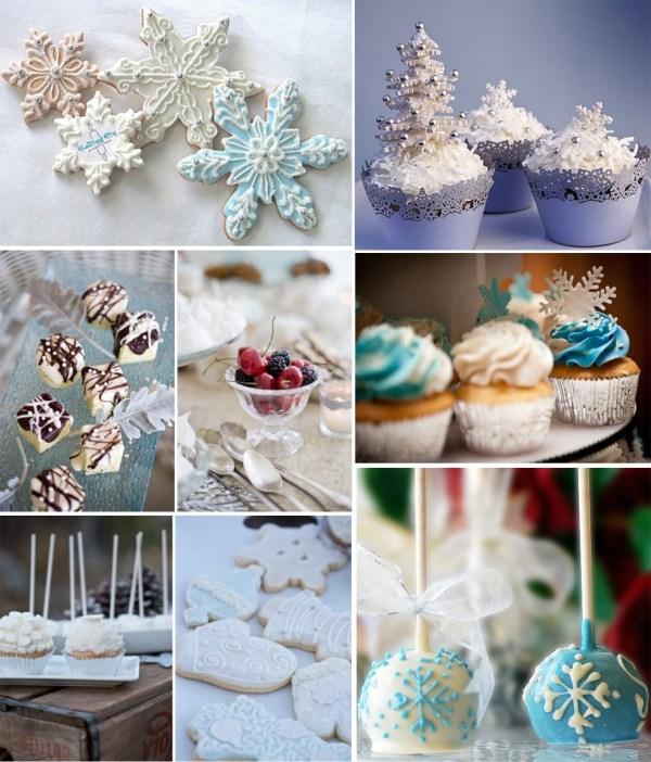 Inspiration Winter Theme Wedding Party Lianggeyuan123