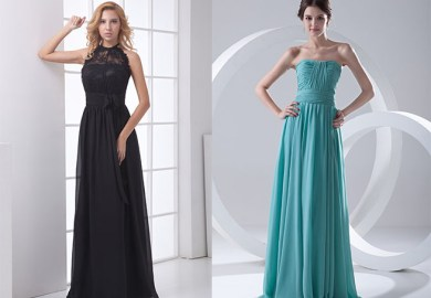 Find The Perfect Prom Dress To Flatter Your Figure
