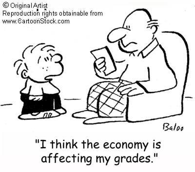 Bad Grade Cartoon