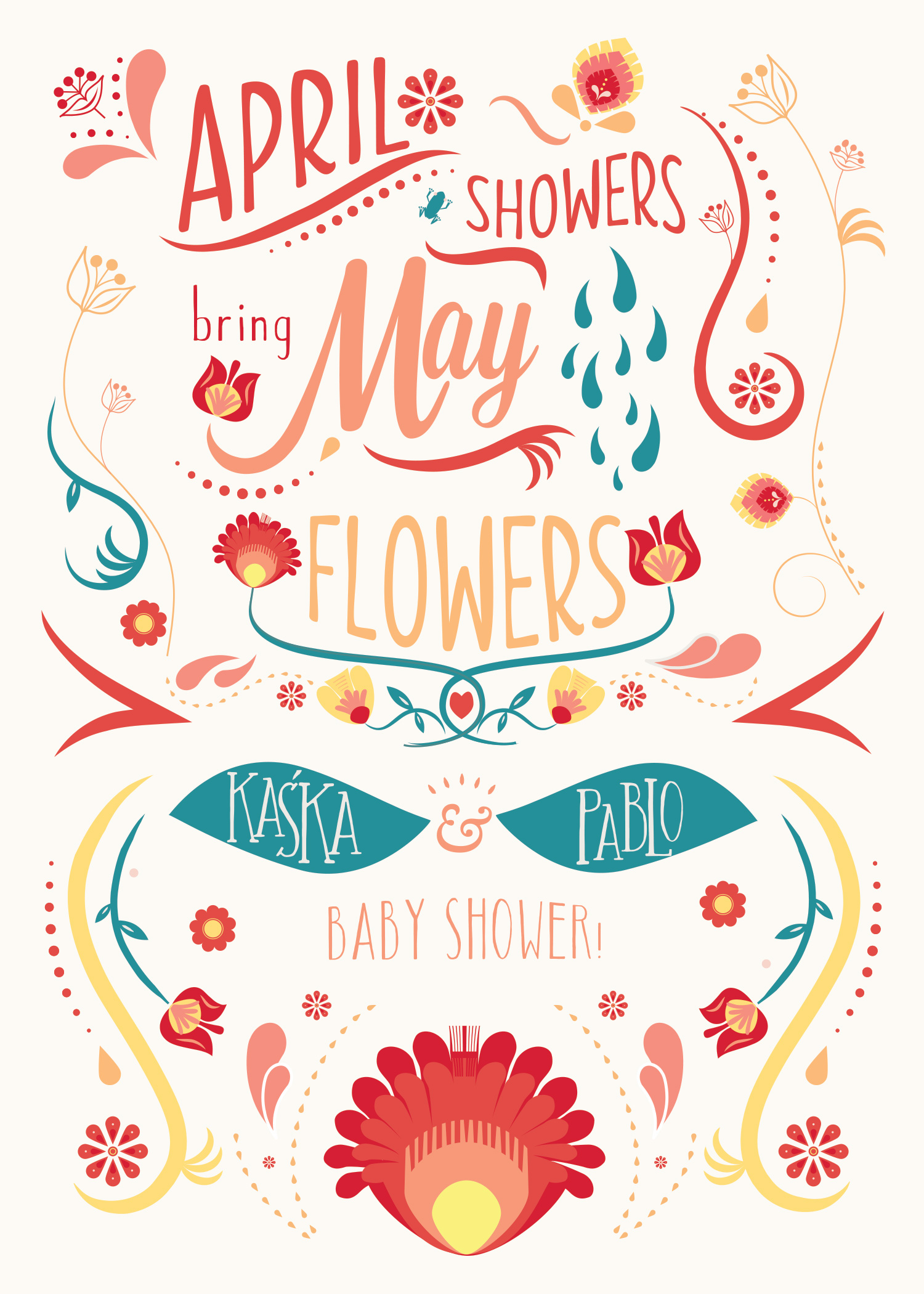 April Showers Bring May Flowers  liannierioscom