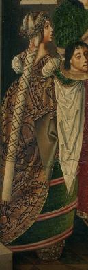 Decapitación de San Juan Bautista, Maestro de Miraflores, retablo sobre la vida de San Juan Bautista, Madrid, Museo del Prado, Madrid