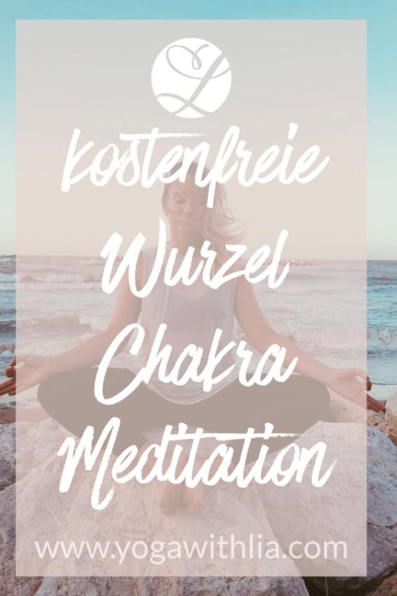 Wurzel Chakra Meditation
