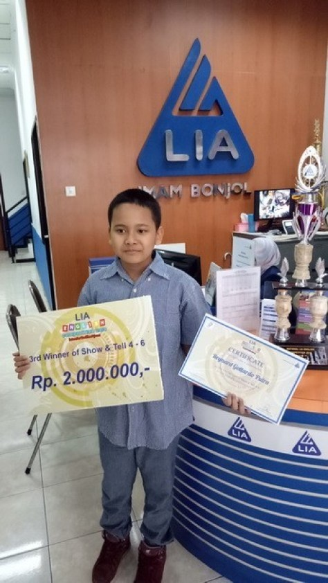 lia semarang nationalcompetition reynard