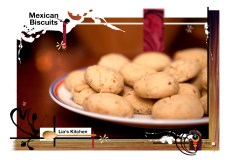 Mexican Biscuits