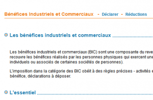 liasse fiscale 2015 300x196 Liasse fiscale 2015 : déclaration IS ou BIC par internet