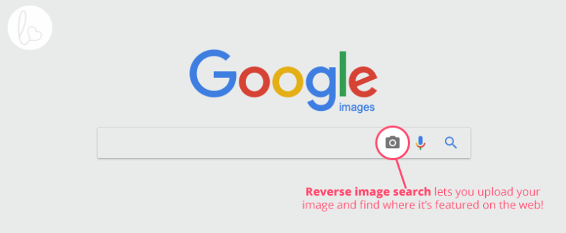 Use Google reverse image search to request credit and improve your SEO (link-building)
