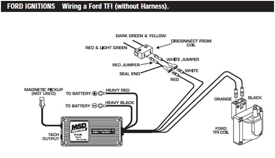 wiring diagram and instructions 3 way dimming switch msd 6al ignition module w rev control installation americanmuscle