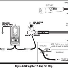 Wiring Diagram For Msd 6al 05 Pontiac G6 Shift Light Programmable Digital Installation Instructionsinstallation Instructions Provided By