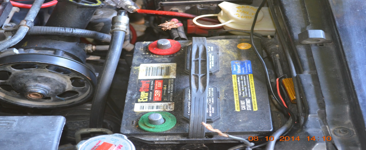 hight resolution of 3 now remove your old battery terminal connectors using your sockets or adjustable wrench