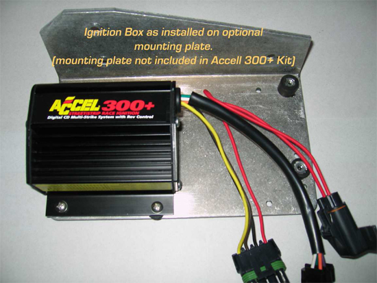 accel ignition wiring diagram fluorescent lights in parallel 300 control system 84 95 installation instructions