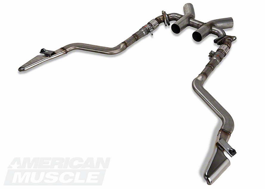 How to Add a Quad Exhaust to Your Mustang