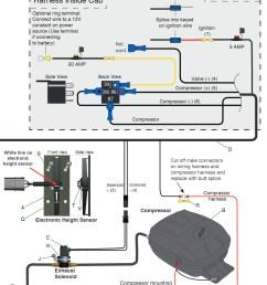 air bag compressor wiring diagram 33 wiring diagram 3 terminal battery isolator solenoid 3 pole solenoid [ 1217 x 1446 Pixel ]