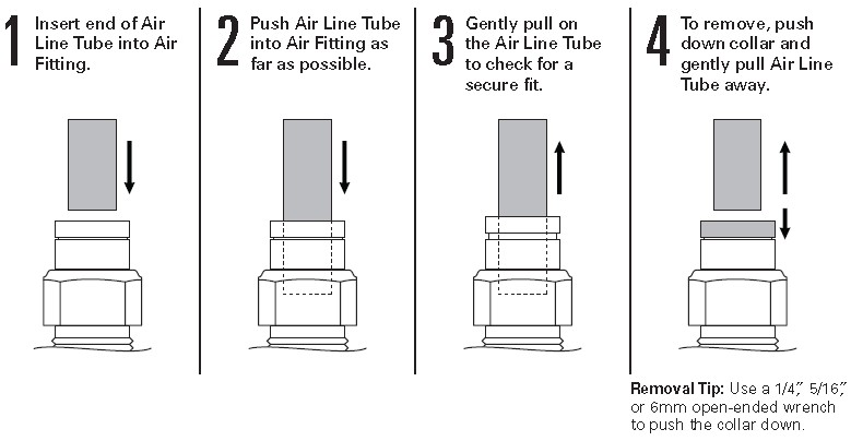 How to Install Firestone Standard Duty Air Command Single