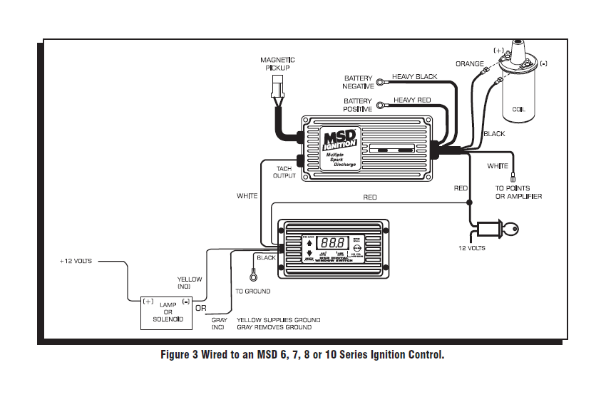 Msd Rpm Activated Switch Wiring Diagram : 39 Wiring