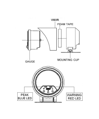 1993 Mustang Gt Lights 2005 Mustang GT Wiring Diagram ~ Odicis