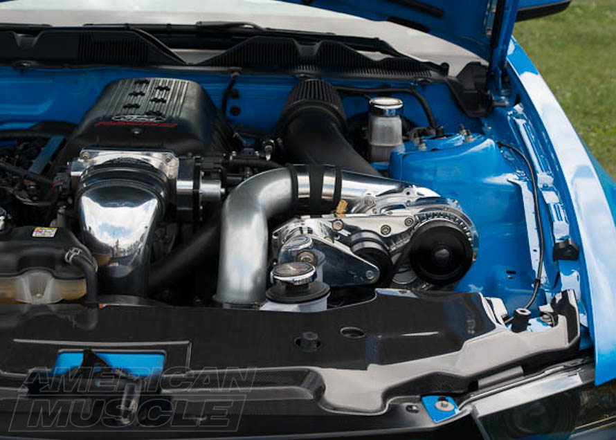 Mustang Fuel Systems Explained