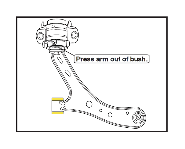 How to Install a Whiteline Front Adjustable Anti-dive Kit