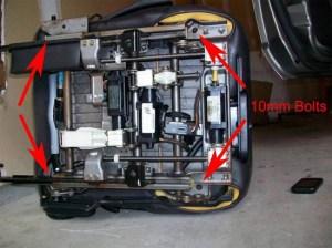 Corbeau Mustang Seats & Seat Brackets  Installation Instructions | AmericanMuscle
