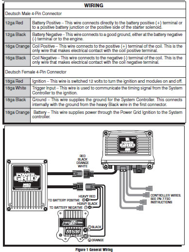how to install an msd power grid 7 system on your 19791995