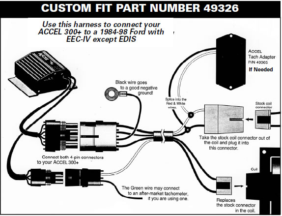 Ford Tfi Wiring Diagram | brandforesight co