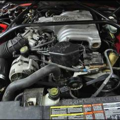 Ford Mustang Fuse Box Diagram Honda Trail 70 Wiring How To Install A Sr Cold Air Intake For 1994-1995 Gt | Americanmuscle