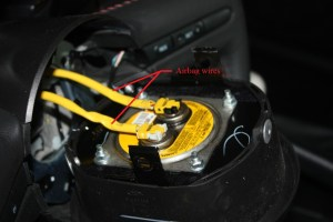 How to Install a Ford Racing GT500 Steering Wheel on Your 20052009 Mustang | AmericanMuscle