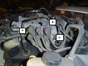 How to Install a Coil Pack on Your 20012004 V6 Mustang | AmericanMuscle