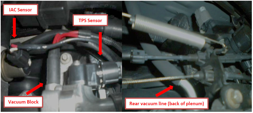 Vacuum Hose Diagram On 2004 Ford Mustang Svt Emissions Diagram