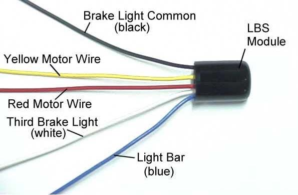electric light wiring diagram 1996 yamaha blaster how to install a splice in lightbar switch on your mustang
