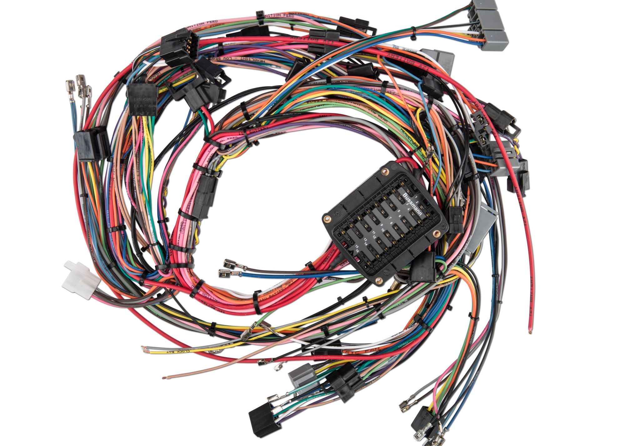 hight resolution of wiring carness