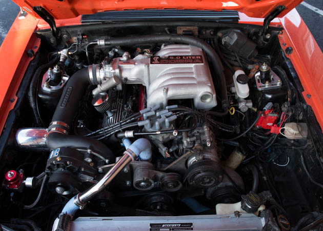 1994 Ford Lightning Wiring Diagram Fox Body Fuel Delivery System Overview Americanmuscle