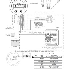 Vdo Electric Oil Pressure Gauge Wiring Diagram O2 Sensor Chevy Worksheet And How To Install Aem Electronics X Series Rh Americantrucks Com