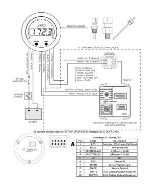 Ford Oil Pressure Switch Wiring Diagram | Online Wiring