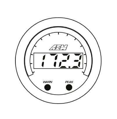 How to Install AEM Electronics X-Series Oil Pressure Gauge